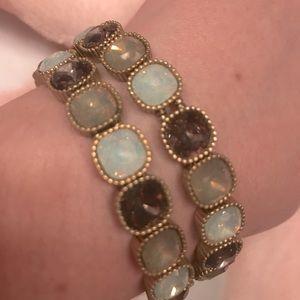 LOFT Jeweled Bracelets